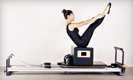 5 or 10 Pilates Reformer or TRX Suspension Classes at KB Fitness Exercise Studio (Up to 59% Off)
