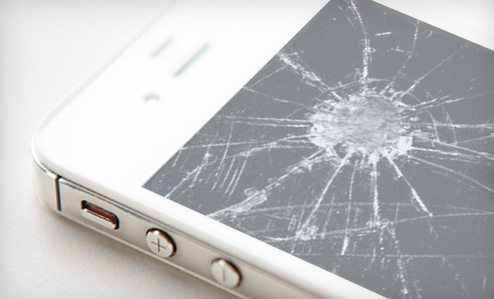how to fix iphone 4s screen shaking