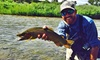 Rocky Mountain Flyfishing Guides, Inc. - Denver: Fly-Fishing Trip for Two or a Fly-Fishing 101 Class for One from Rocky Mountain Flyfishing Guides (Up to 58% Off)