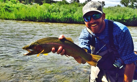 Fly-Fishing Trip for Two or a Fly-Fishing 101 Class for One from Rocky Mountain Flyfishing Guides (Up to 58% Off)