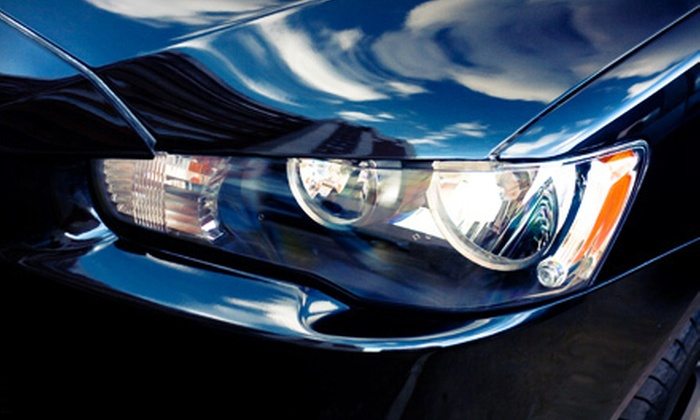 Howard's Total Reflections - Sapulpa: $69 for Full-Body Paint Touch-Up and Headlight Restoration Package at Howard's Total Reflections ($229.98 Value)