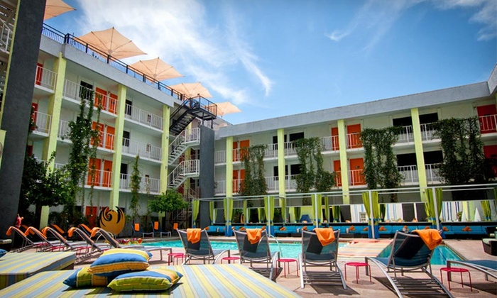 The Clarendon Hotel & Spa - Phoenix: 1-Night Stay at The Clarendon Hotel in Phoenix, AZ