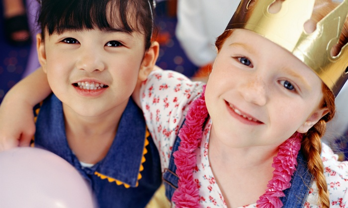 Young Royal Parties - Bucktown: Karaoke, Spa, or Knight-Themed Party for Eight Kids at Young Royal Parties (Up to 53% Off)