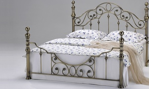 Cantebury Brass Bed