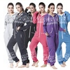 Nordic Way Hooded Jumpsuits for Men and Women