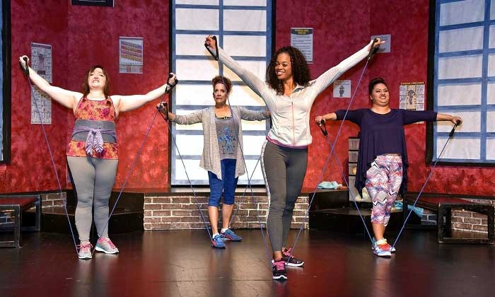 """WaistWatchers The Musical!"" - Penn's Landing Playhouse - Independence Seaport Museum: ""WaistWatchers The Musical!"" (April 6–May 8)"