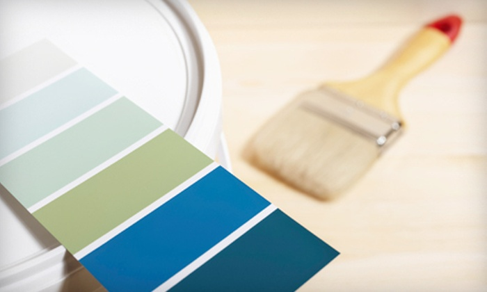 Zeke's Paint & Design Centers - Multiple Locations: $30 for $60 Worth of Paint and Painting Supplies at Zeke's Paint & Design Centers