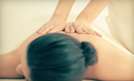 One or Three Massages with Chiropractic Consultation at Sugar Hill Wellness Center in Buford (Up to 91% Off)
