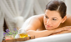 Lavender Dream Massage Or Anti-aging Facial At Woodhouse Day Spa (up To 55% Off)