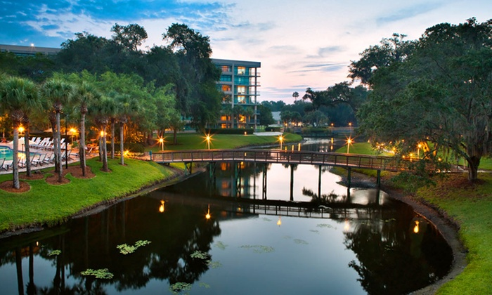 null - Gainesville: Stay with Self-Parking and Internet Access at Sawgrass Marriott Golf Resort & Spa in Ponte Vedra, FL