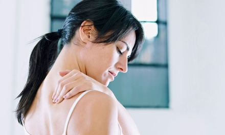 One Chiropractic Adjustment with Exam and Consultation at Life is Good Chiropractic (90% Off)