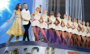 "The Rockettes In ""new York Spring Spectacular"" At Radio City Music Hall On March 12–april 4 (up To 25% Off)"
