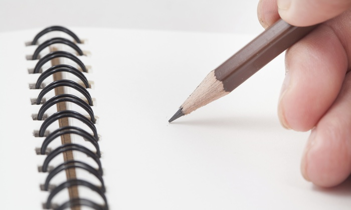 The Studio Cafe - Hintonburg - Mechanicsville: Pencil-Drawing Class at The Studio Cafe (46% Off). Seven Dates Available.