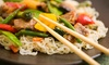 Asian Fusion by Masala Country - College Park: Asian Fusion Cuisine for Two or Four or More at Asian Fusion College Park (50% Off)