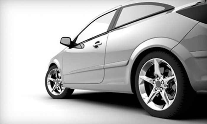 The Auto Club - North Brunswick: Car Wash-and-Wax Package or Detail Package at The Auto Club (Up to 66% Off)