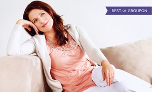 The Encinitas Spa: PCA Skin Peel for the Face and Neck with Option for Décolletage at The Encinitas Spa (Up to 61% Off)