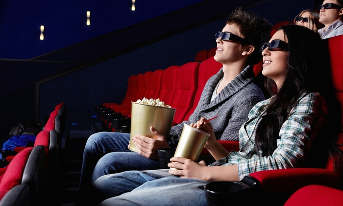 9D Cinema - The Gallery At Market East: 5 or 10 Movie Tickets or One- or Two-Hour Private Party for Up to 30 People at 9D Cinema (Up to 37% Off)