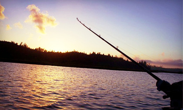 1 Agape Fishing Guide - Eugene: Four- or Eight-Hour Fishing Trip for One or Two from 1 Agape Fishing Guide (Up to 52% Off)