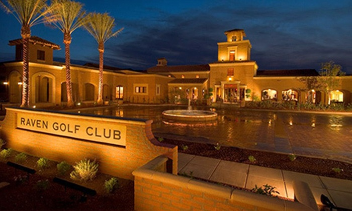 Raven Golf Club at Verrado - Buckeye: $99 for a One-Year Membership to Raven Golf Club at Verrado ($500 Value)