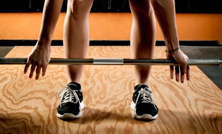 Six Weeks of Unlimited CrossFit Classes at Davis Strength and Conditioning (60% Off)