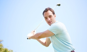 James Jordan Golf: One or Two 75-Minute Golf Lessons and Club Fittings at James Jordan Golf (Up to 50% Off)