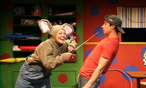 """If You Give A Mouse A Cookie"": ""If You Give a Mouse a Cookie"" at City Theatre on June 6 or 7 (Up to 39% Off)"