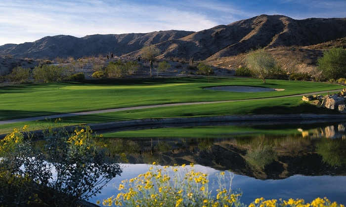 Foothills Golf Group - Multiple Locations: 18-Hole Round of Golf, Cart, and Lunch Credit for One, Two, or Four at Foothills Golf Group (Up to 84% Off)