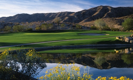 18-Hole Round of Golf, Cart, and Lunch Credit for One, Two, or Four at Foothills Golf Group (Up to 84% Off)
