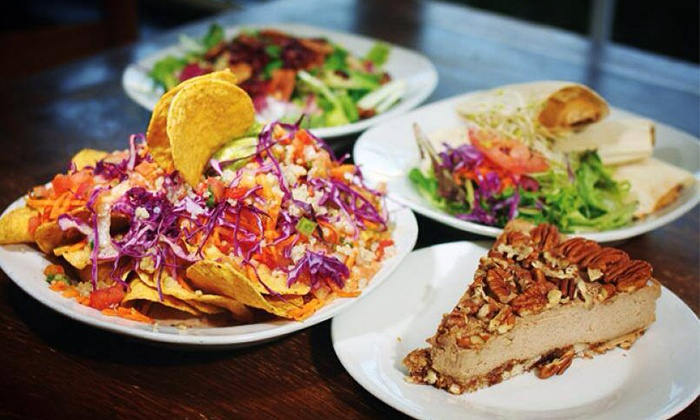 Vegeria Vegan Restaurant - Vegeria Vegan Restaurant: Gluten-Free, Plant-Based Cuisine at Vegeria Vegan Restaurant (40% Off).