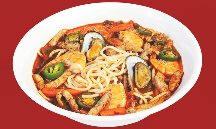 Fire Bowl - Fire Bowl: Asian Food at Fire Bowl (40% Off). Two Options Available.
