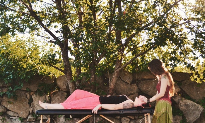 Natural Equilibrium - Multiple Locations: 60-Minute Reiki Session with Aromatherapy from Natural Equilibrium (36% Off)