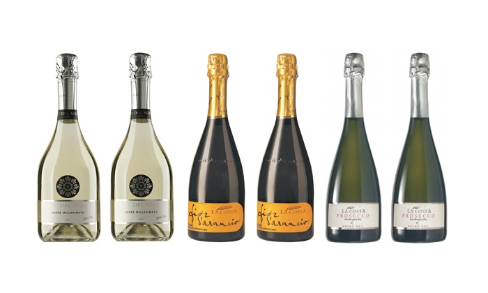 Vinum.Click - Monselice: Confezione da 6 o 12 bottiglie di vino di ottima qualità dai colli Euganei e Valdobbiadene con spedizione gratuita