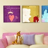 """12""""x12"""" Minimalistic Fairy Tales Posters or Canvas Prints"""
