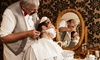 seven stars barber - Leyland: Men's Hot-Towel Shave or Grooming Package at Seven Stars Barber