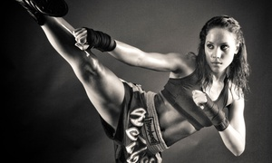 CKO Kickboxing: Five or Ten Kickboxing Classes at CKO Kickboxing (Up to 78% Off)