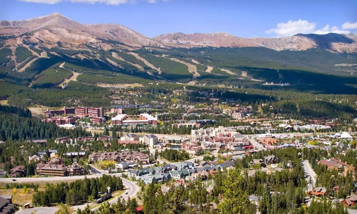 Great Western Lodging - BRECKENRIDGE: Four-Night Stay at Great Western Lodging in Breckenridge, CO