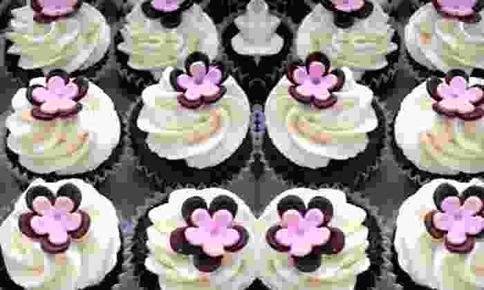 Sweet Dreams - Colma: $18 for a Dozen Cupcakes at Sweet Dreams ($36 Value)