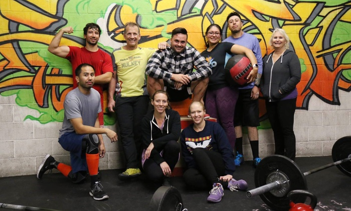 Park Side Cross Fit - North Hollywood West: One or Three Months of Unlimited Classes at Parkside Crossfit (73% Off)