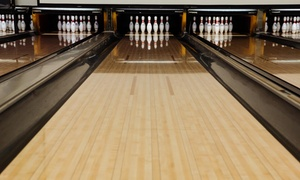 Fiesta Lanes: $10 for $30 Towards Bowling and Shoe Rentals at Fiesta Lanes
