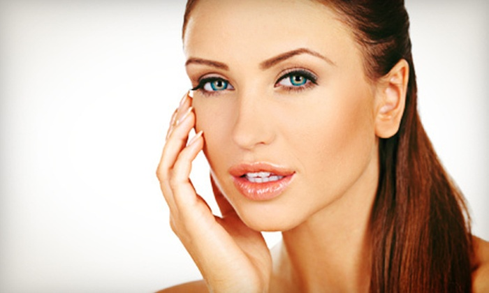CaciClub - Dallas: One, Two, or Three CACI Face-Lift Facials at CaciClub (Up to 82% Off)