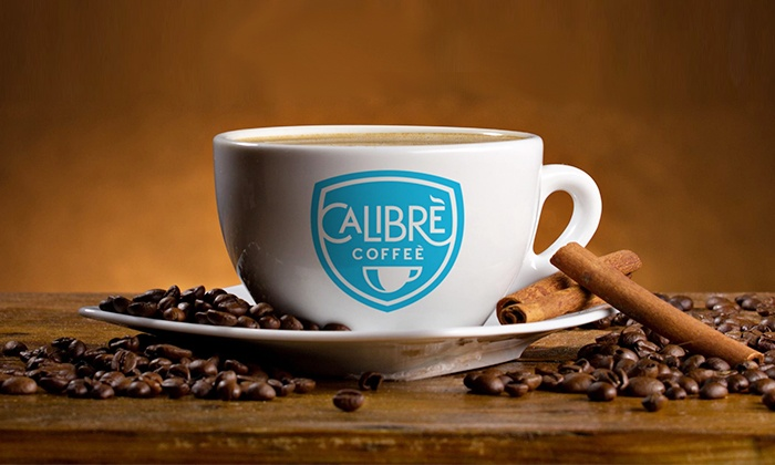 Calibre Coffee - Estates of Deer Crossing: $13 for Five Groupons, Each Good for $5 Worth of Coffee and Menu Items at Calibre Coffee ($25 Value)