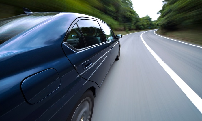 iDrive Rent-A-Car - Kissimmee: Three-, Five-, or Seven-Day Economy-Car Rental from iDrive Rent-A-Car (Up to 61% Off)