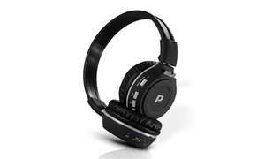 Pyle Sound 7 Bluetooth Wireless MP3 Headphones at Pyle Sound 7 Bluetooth Wireless MP3 Headphones, plus 9.0% Cash Back from Ebates.