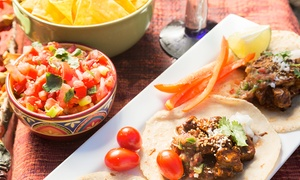 Viva La Mexicana: Tapas and Cocktails To Share For Two, Four or Six from £17.50 at Viva La Mexicana (Up to 62% Off)