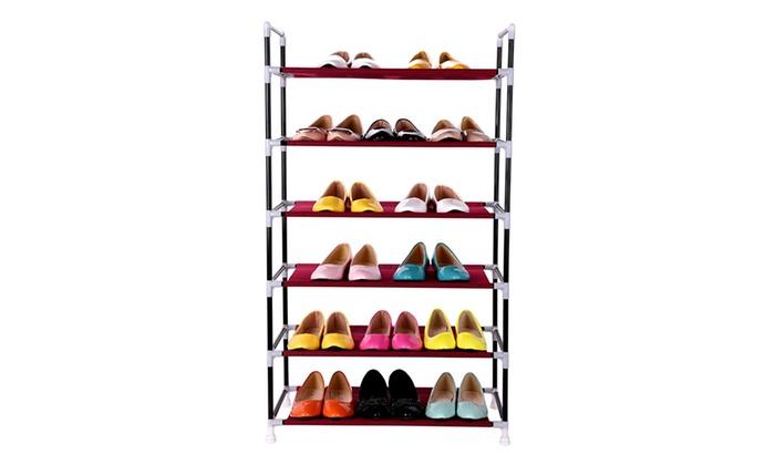Black Clothing Rack Shoe Site Co Uk