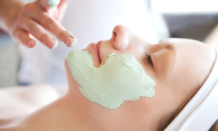 One Custom Facial or Microdermabrasion from Kristina at Results Skincare Studio (53% Off)