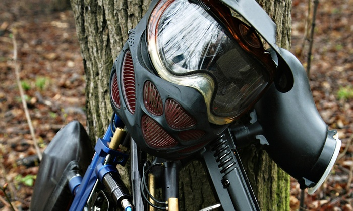 Killer Paintball - Romulus: Three-Hour Paintball Package for Two, Four, or Six at Killer Paintball (Up to 60% Off)