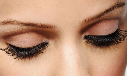 Permanent Makeup for Upper Eyelids, Lower Eyelids, Both, or Eyebrows at Everlasting Permanent Cosmetics (Up to 72% Off)