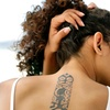 One Henna Tattoo with Purchase of Haircut or Full Face Wax