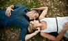 Owen & Sons Photography: 45-Minute Engagement Photo Shoot with Wardrobe Changes and Digital Images from Owen & Sons Photography (73% Off)